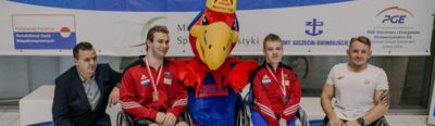 I miejsce klasyfikacji medalowej pływaków w Szczecinie na Mistrzostwach Polski!