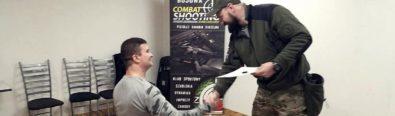 Zawody Combat Shooting, Knyszyn 10.12.2017r.