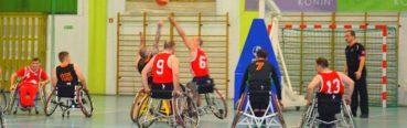 Pierwszy turniej koszykarzy w I lidze, Konin 21.01.2018r.