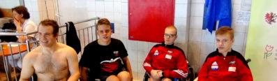 Nasza reprezentacja na Mistrzostwach Polski Juniorów w Pływaniu, Bydgoszcz 16-18.03.2018r.