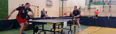 I grand prix osób niepełnosprawnych w tenisie stołowym, Wisła 13-15.04.2018r.