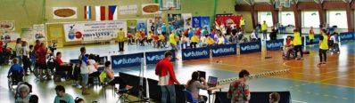 Nasza reprezentacja na turnieju eliminacyjnym do Mistrzostw Polski w Bocci, Konopiski 11-14.05.2018