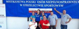 Bardzo dobre wyniki naszych strzelców na Mistrzostwach Polski ON w Bydgoszczy, 31.05-03.06.2018r.