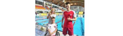 Naszych trzech zawodników na Mistrzostwach Europy w pływaniu