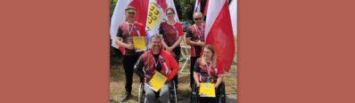 Mistrzostwa Polski Osób Niepełnosprawnych w Strzelectwie Sportowym, Bydgoszcz 01-04.07.2021r. nagrodzeni uczestnicy