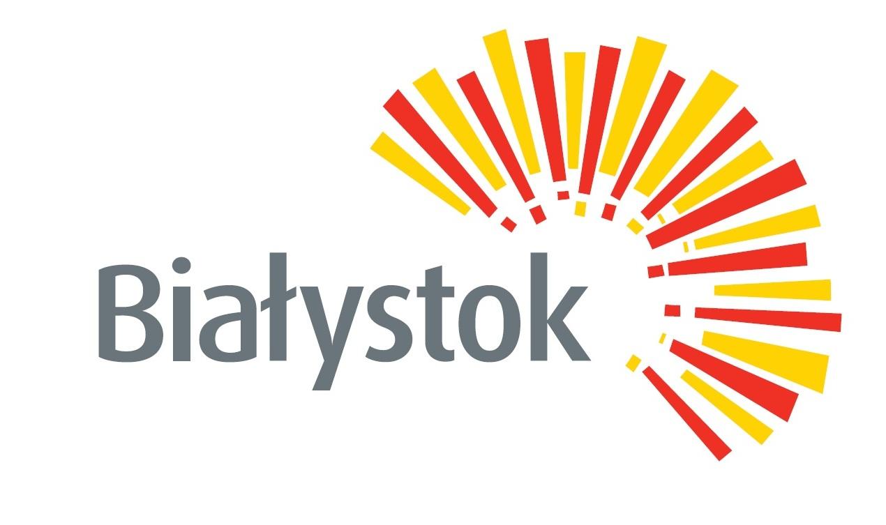 Logo miasto Białystok